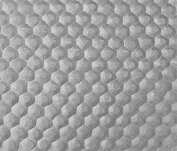 Antislip profiel honingraad hamerslag