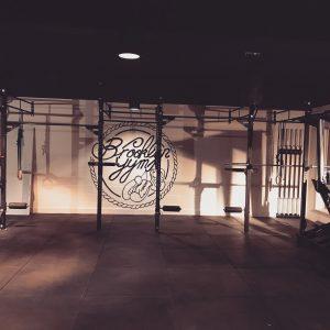 Fitnessvloer geplaatst bij Brooklyn Gym