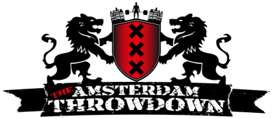 Amsterdam throwdown met Bos Rubber crossfit vloer