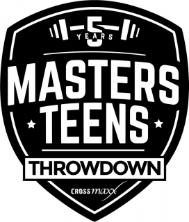 Masters en teens throwdown