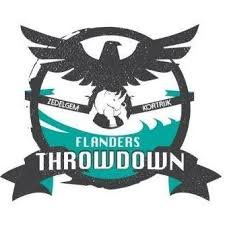 Flanders throwdown met Bos Rubber fitness vloer
