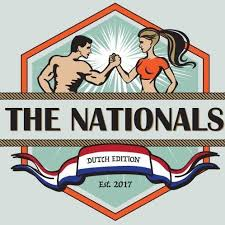 The nationals Bos Rubber vloer