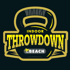 Indoor beach throwdown