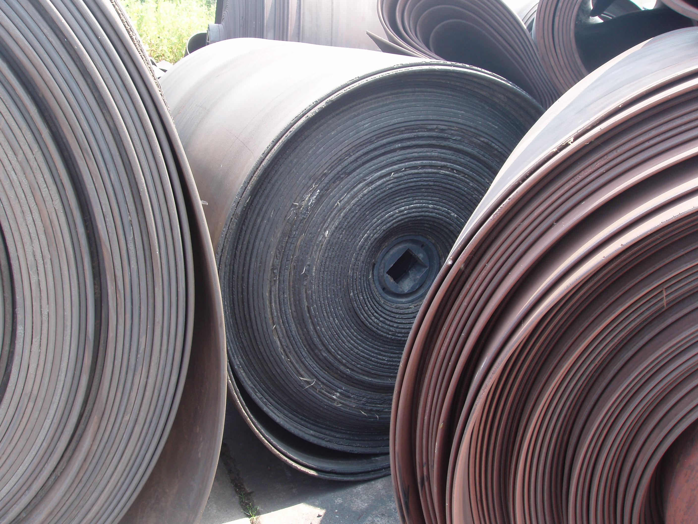 rubber transportband wandbekleding trapbescherming of voor de